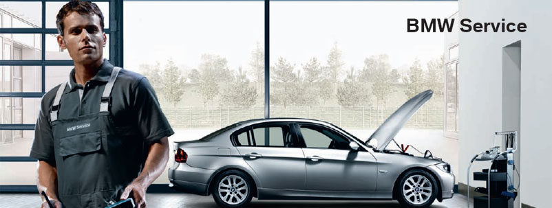 BMW Servis Praha